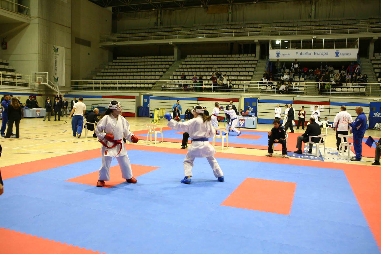 Se celebr en el pabell n europa el campeonato de madrid - Pabellon de deportes de madrid ...