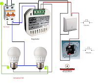 Regulador lamparas led