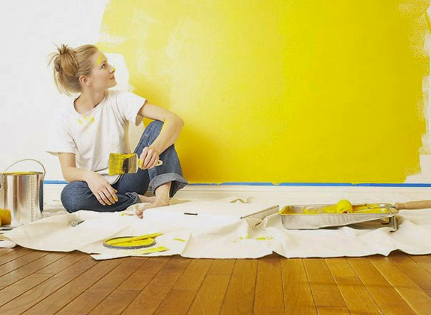 Lo posso fare: come pitturare casa
