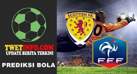 Prediksi Scotland U21 vs France U21