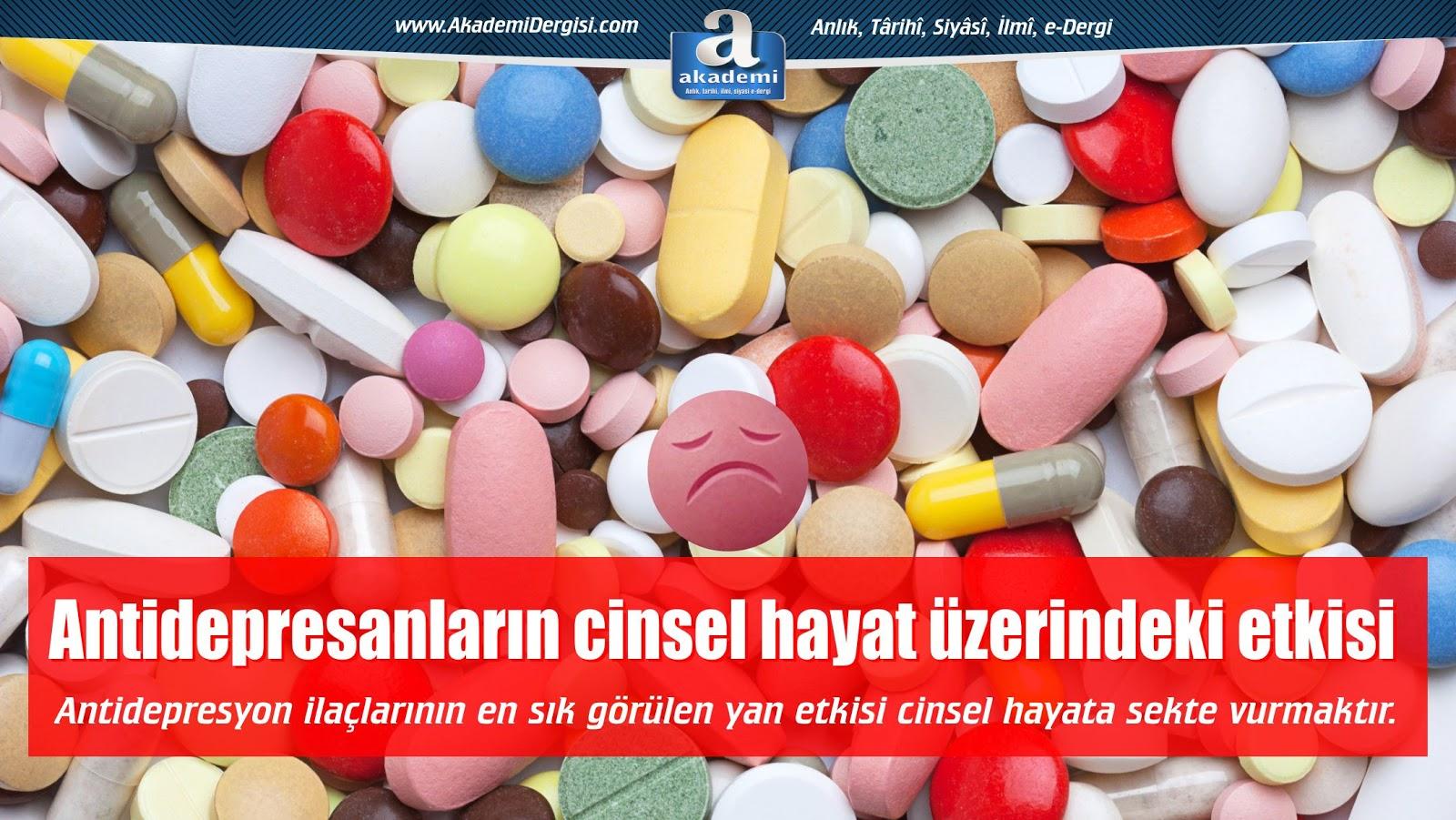 Prozac Antidepresan Yan Etkileri