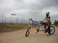 Blog Go Tandem - camino y avión