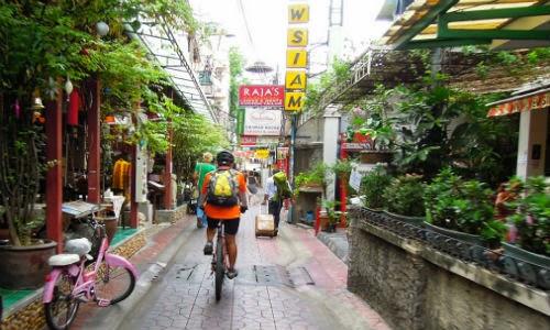 penginapan murah di Bangkok