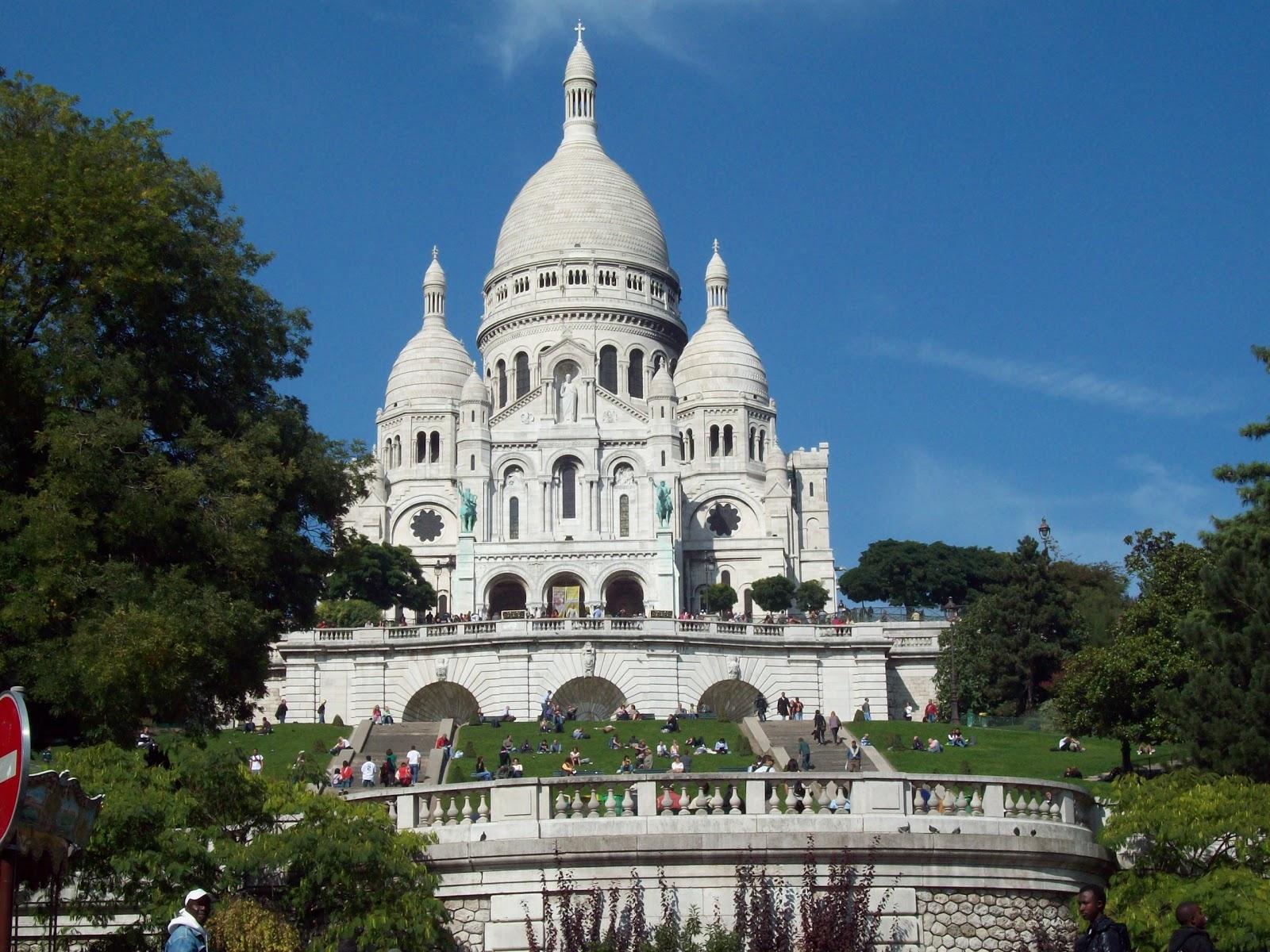 Sacro cuore ix arrondissement se non ricordo male fermata della metro