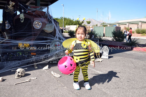 Honey Bee Costume for Halloween