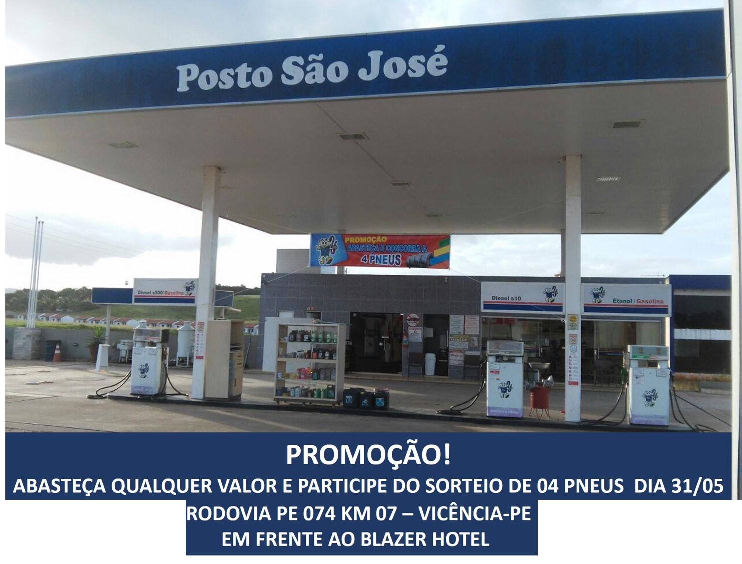 ABASTEÇA E CONCORRA A 04 PNEUS!