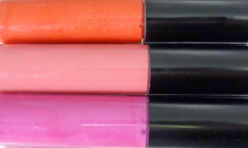 Natural Organic Lipgloss Spring Shades Featured