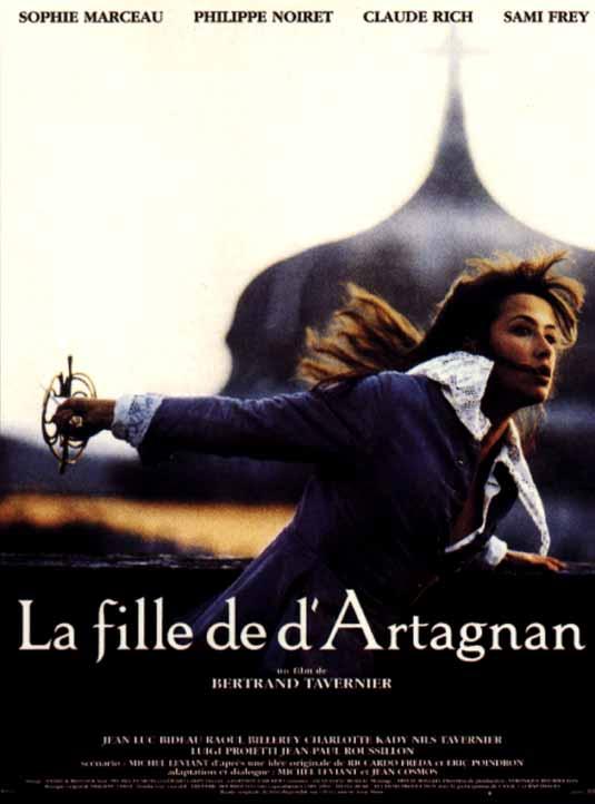 La fille de d'Artagnan