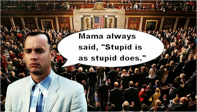 Image result for stupid congress