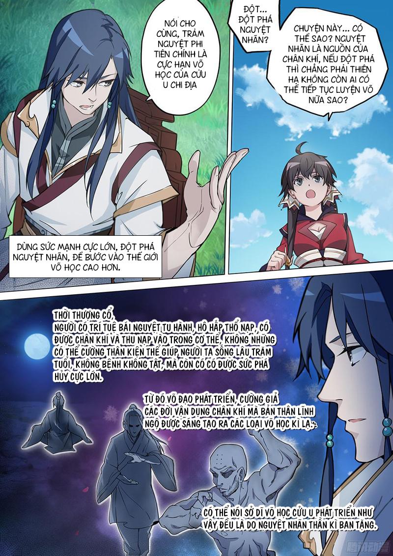 Vạn Cổ Kiếm Thần chap 2 - Trang 12