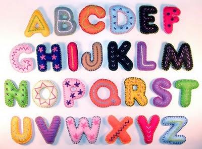 1_Alphabet Letters 2011