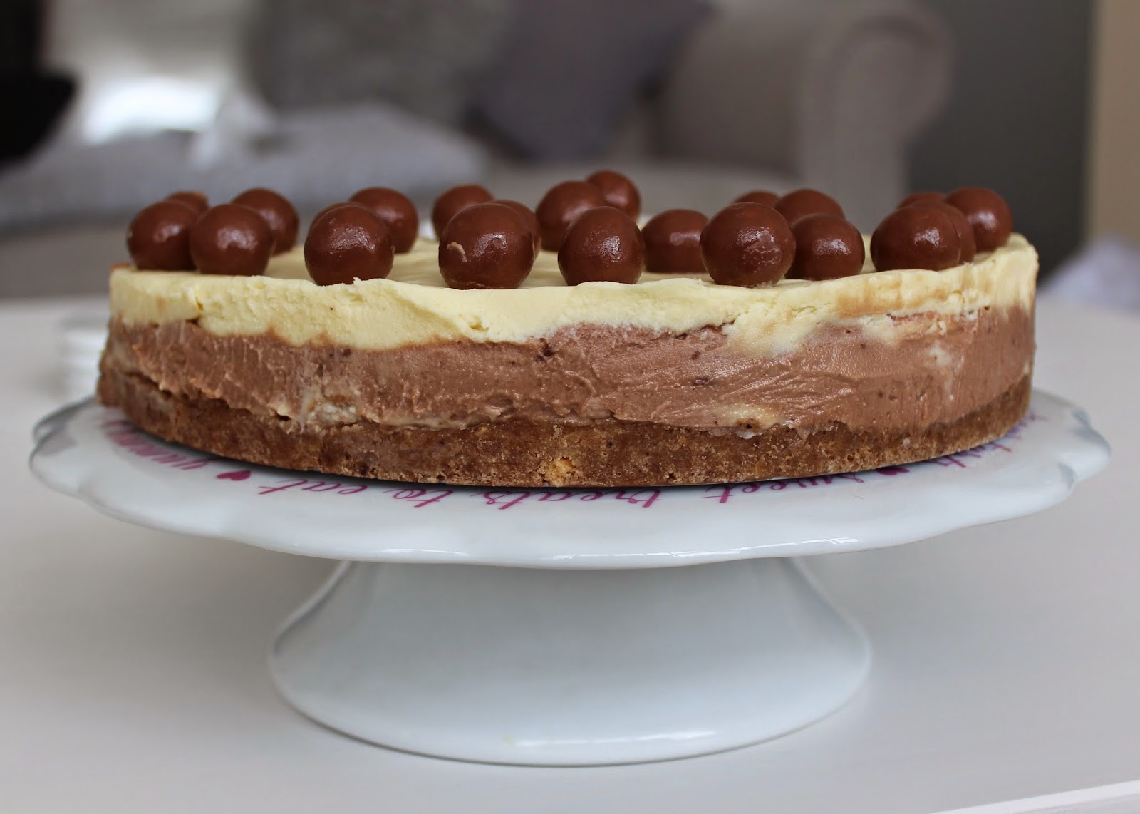 Maltesers cheesecake recipes