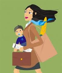 Çalışan Anne Ve Suçluluk