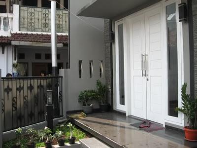 gambar model teras rumah minimalis desain terbaru model