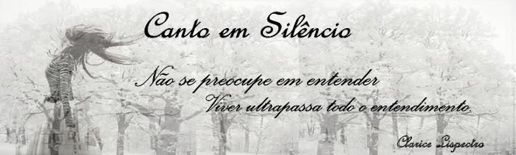 Canto em Silêncio