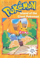 bookcover of ISLAND OF THE GIANT POKEMON by Tracey West