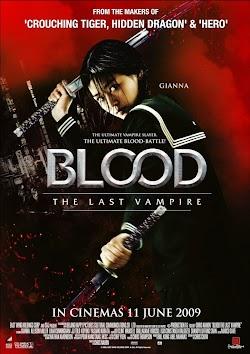 Ma Cà Rồng Cuối Cùng - Blood: The Last Vampire (2009) Poster