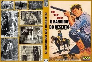 O BANDIDO DO DESERTO