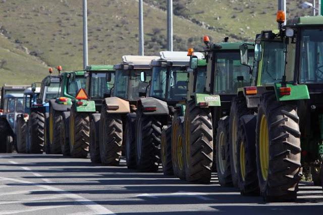 Οι αγρότες στον Έβρο «ζεσταίνουν» τα τρακτέρ