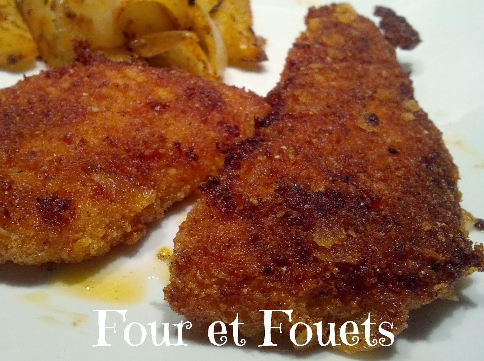 Four et fouets pour sara pangasius pan style fish 39 n for Fish n style