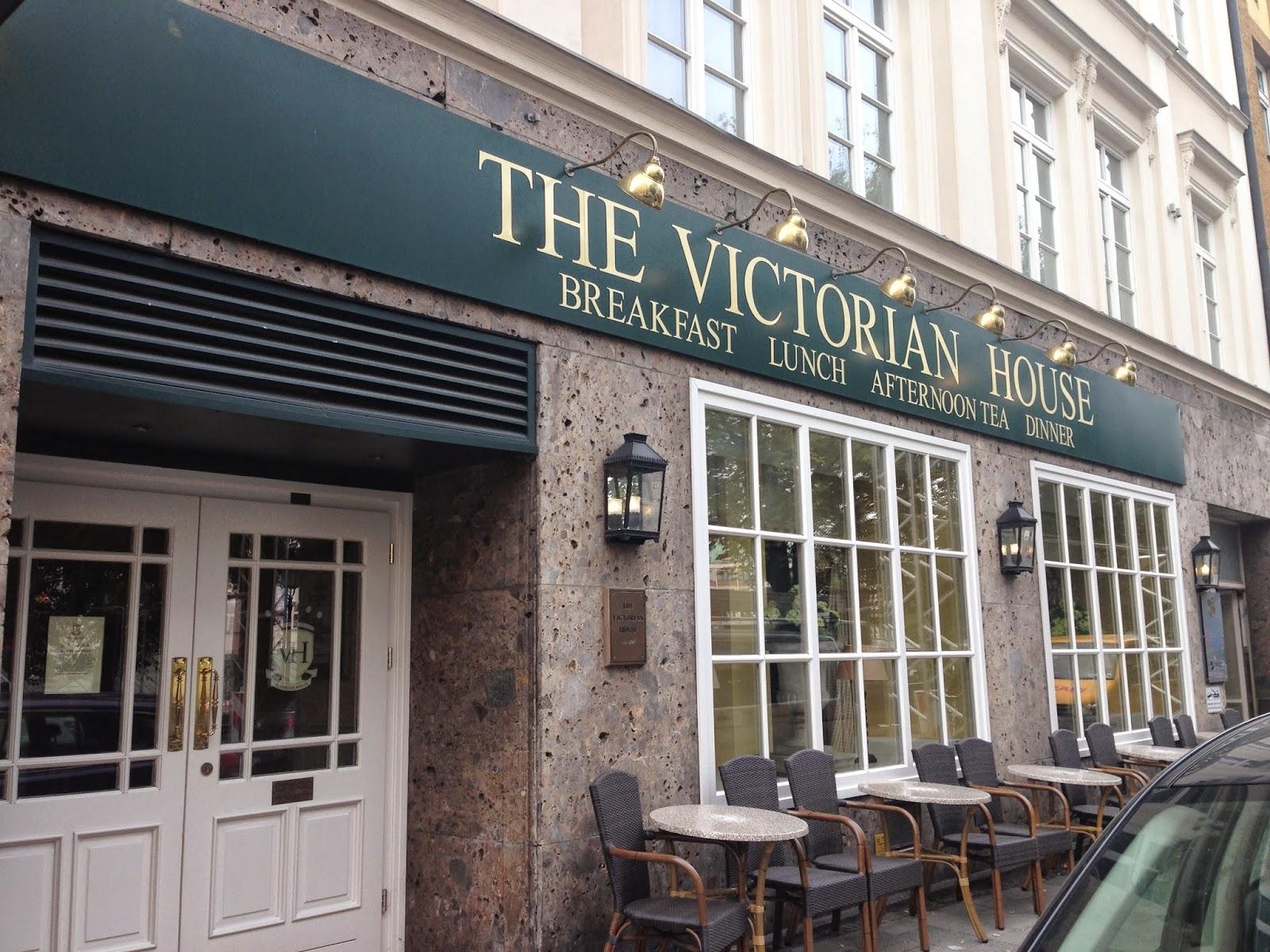 Kerrie's Cup of Tea: Victorian House Frauenstr 14 in Munich