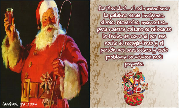 Navidad con frases
