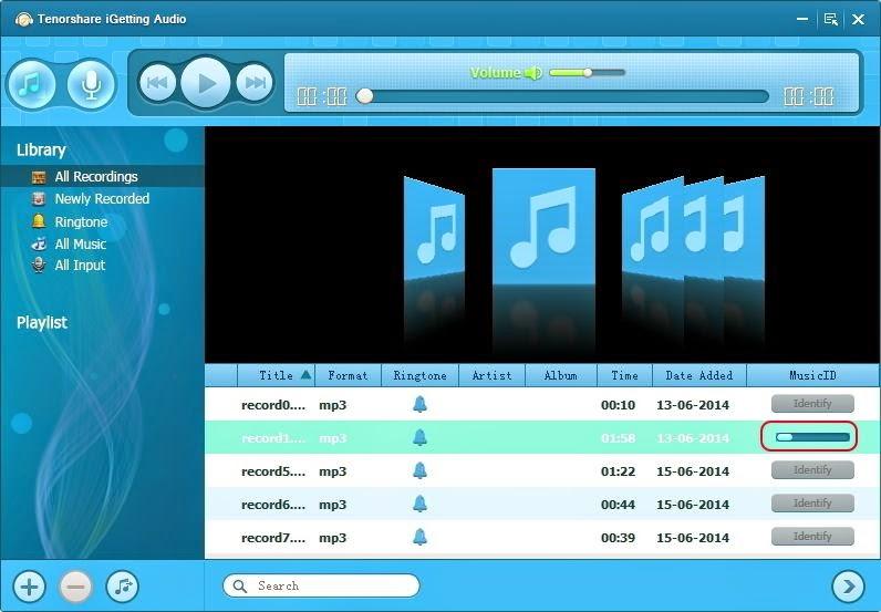 Ήχο από το pc σας με το igetting audio