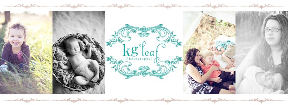 kg.leaf photography - the blog