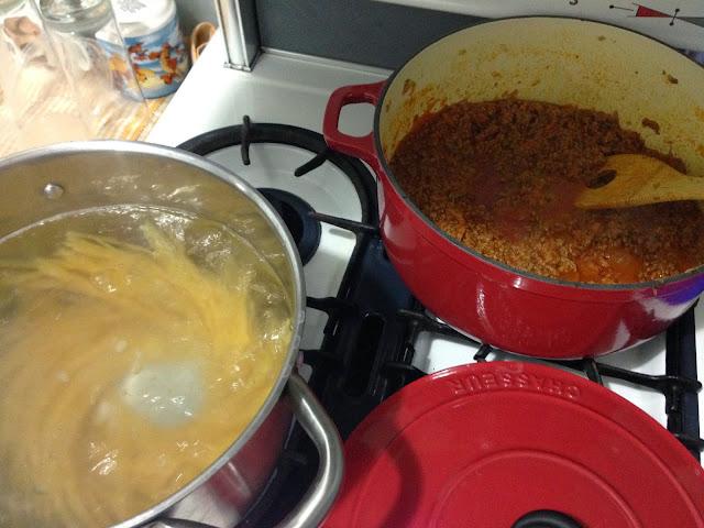 Ragu alla Bolognese (Beef Ragu) from My Berlin Kitchen
