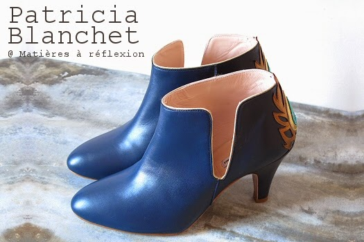 Patricia Blanchet boots Gwynette