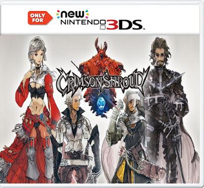 Crimson Shroud Decrypted 3DS EUR
