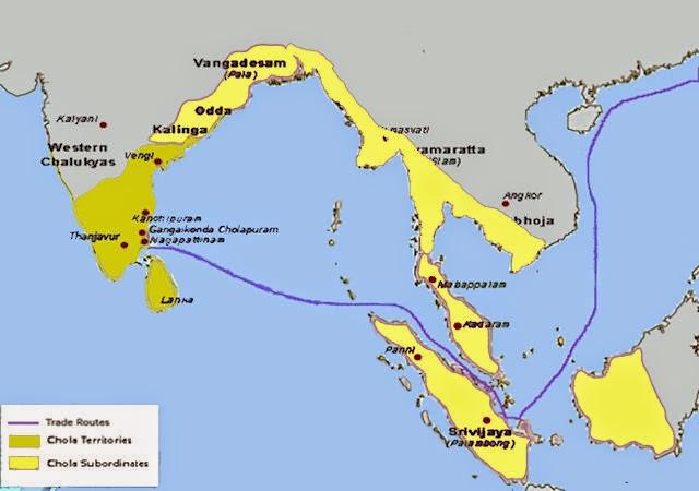 map 1050 chola