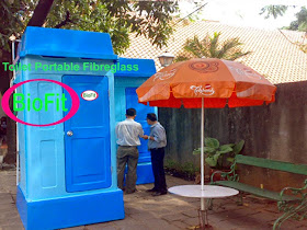 Toilet Portable Type A / KLIK GAMBAR