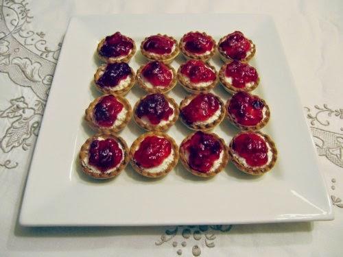 Presentación Mini Tartaletas