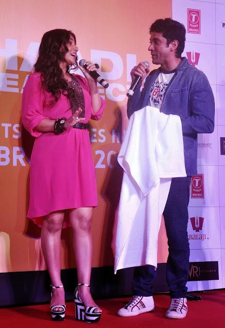 Vidya Balan and Farhan Akhtar