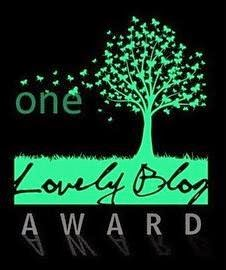 Premio ONE LOVELY AWARD 2014