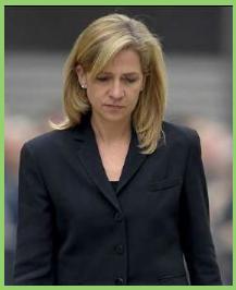 La infanta Cristina será juzgada por delito fiscal en un juicio inéd
