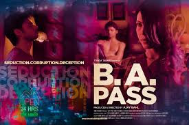 B.A. Pass movie poster