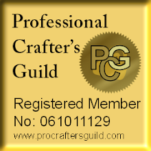 Member of the Professional Crafters Guild