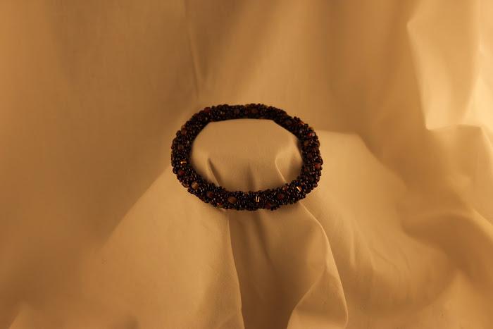 Cross Weave Bracelet