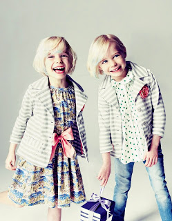 KIDS COLLECTION 2013 BY MARKS AND SPENCER