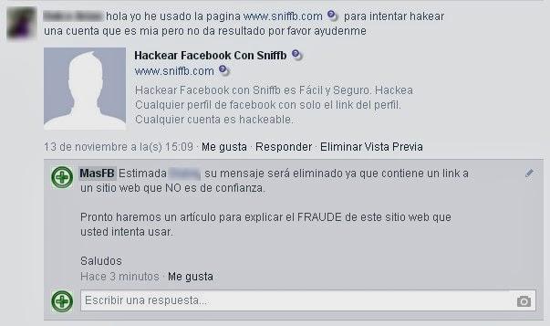 Hackear Facebook SnifFB