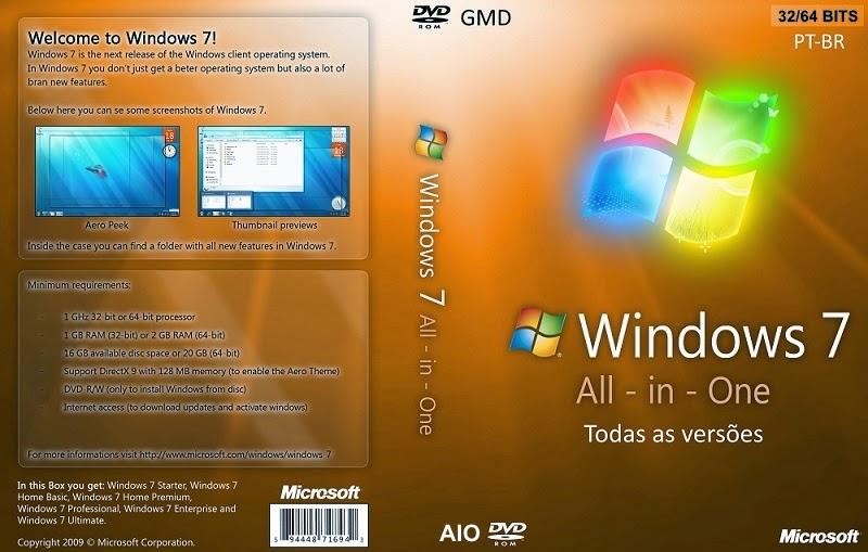 iso windows 7 64 bits pt-br home basic