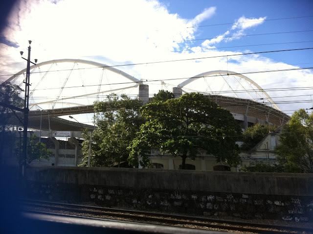 Estádio Engenhão/Foto: Marcelo Migliaccio