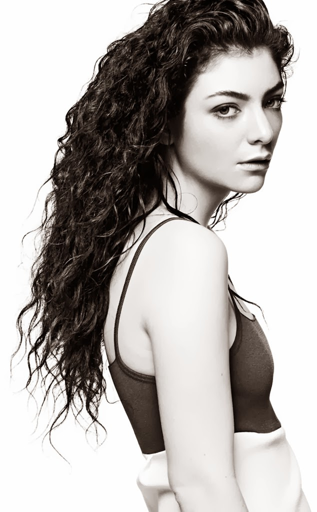 Photoshoot and Interview: Lorde for V Magazine ~ Diary of