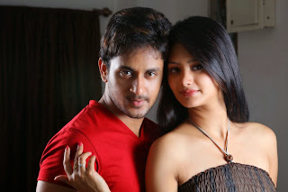 Smithika Acharya Romances Manoj Nandan and Monika for Movie O Cheliya Naa Priya Sakiya