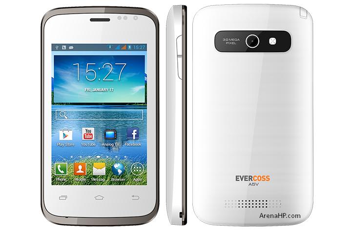 Spesifikasi dan harga Evercoss A5V Terbaru