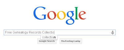google-genealogy-search