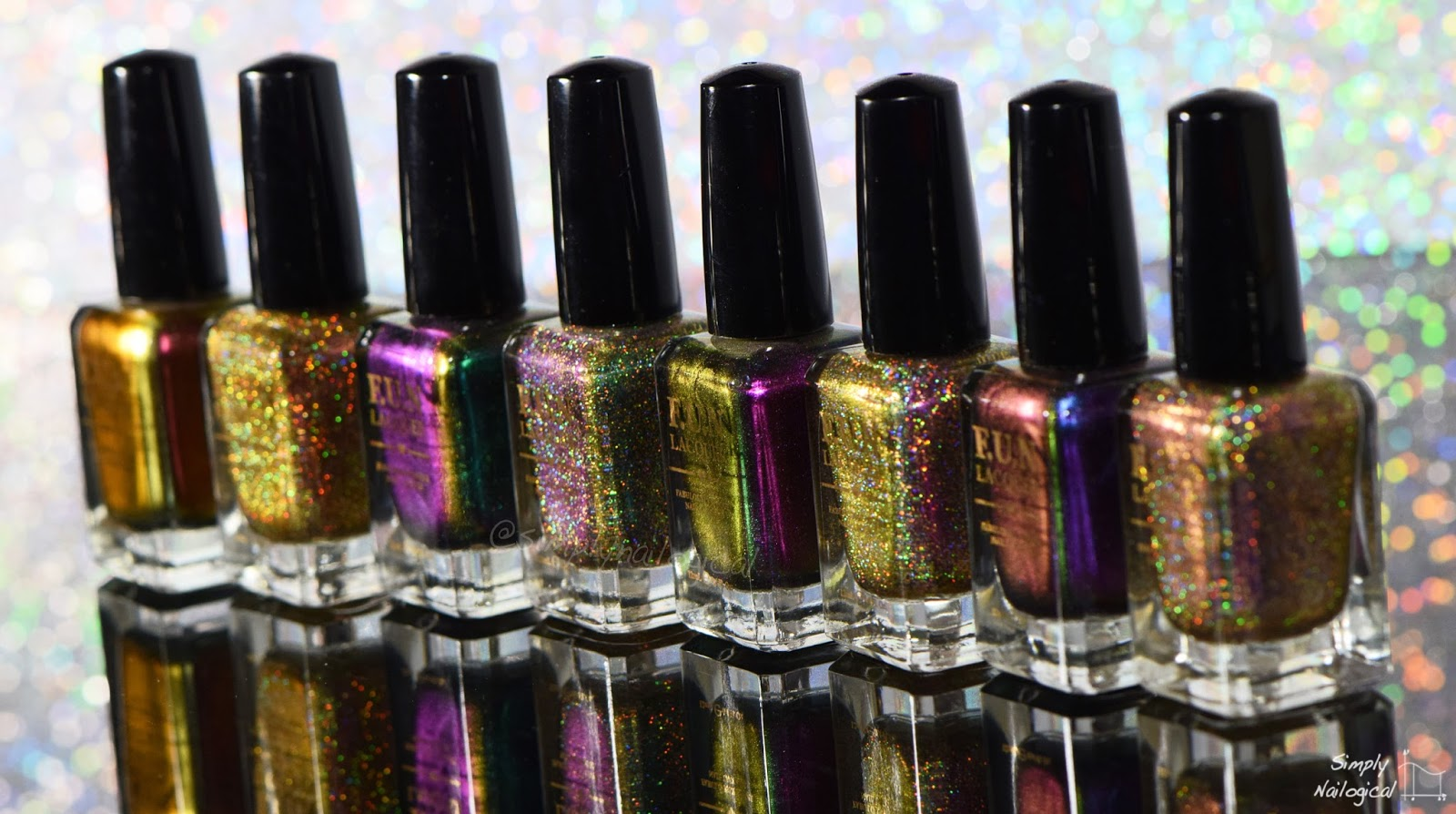 Fun Lacquer 2015 New Years Collection