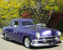 51' Ford Business Coupe